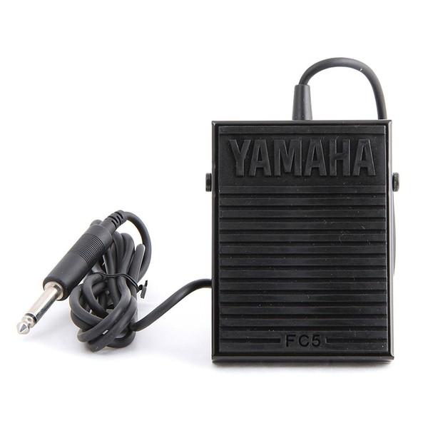 Yamaha FC5 Non-Latching Footswitch - Top