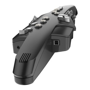 AE-10G Aerophone, Graphite Black, Bottom to top