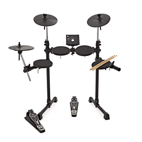 Digital Drums 400 Compact Electronic Drum Kit by Gear4music
