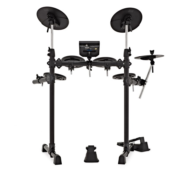Digital Drums 400 Compact Electronic Drum Kit + Amp Pack