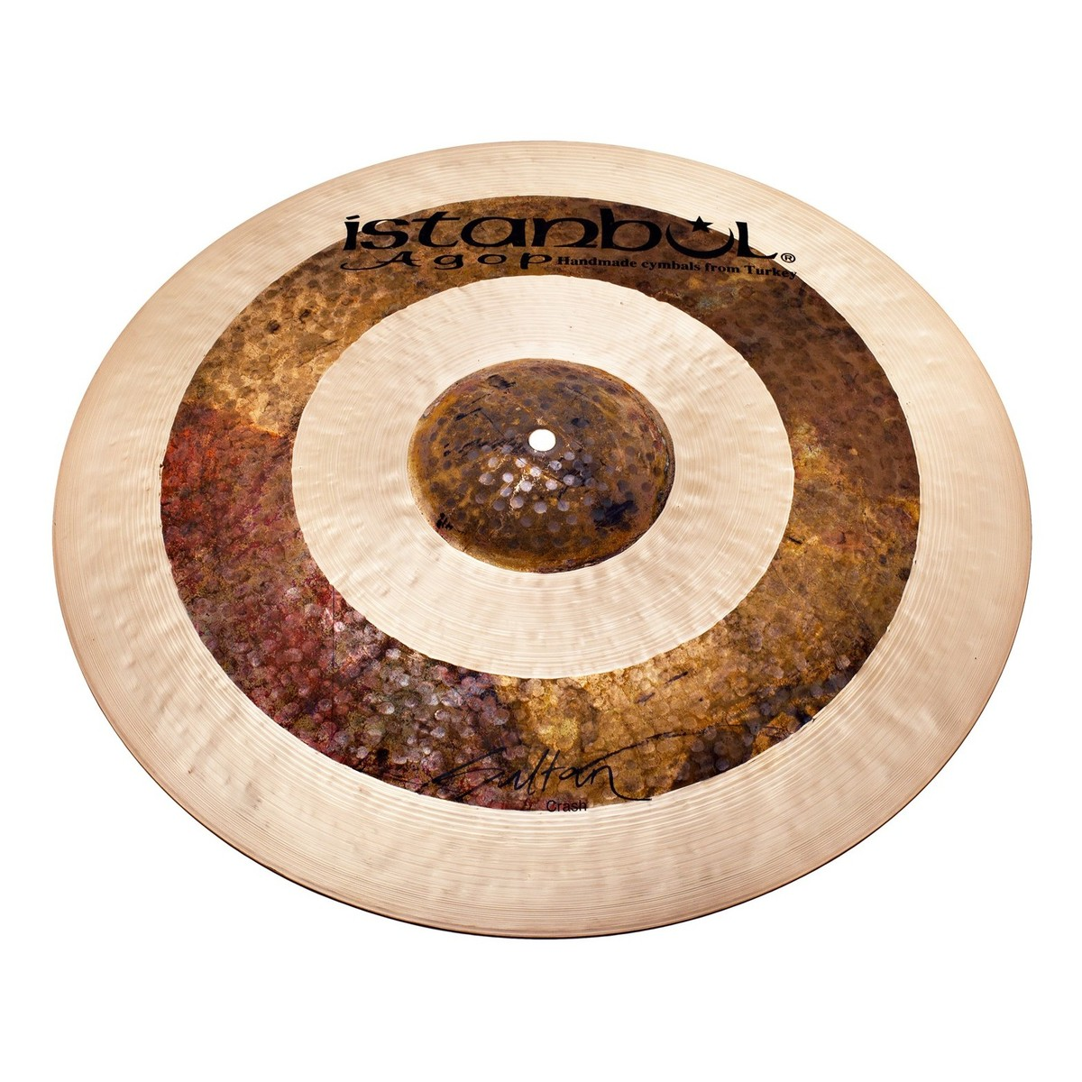istanbul agop 18 39 39 sultan crash cymbal at gear4music. Black Bedroom Furniture Sets. Home Design Ideas