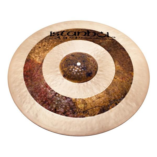 "Istanbul Agop 19"" Sultan Crash Cymbal"
