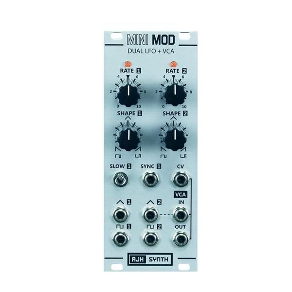 AJH Dual LFO & VCA, Silver - Main