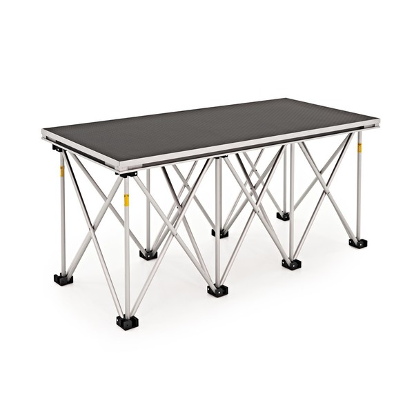 40cm Portable Stage Step by Gear4music