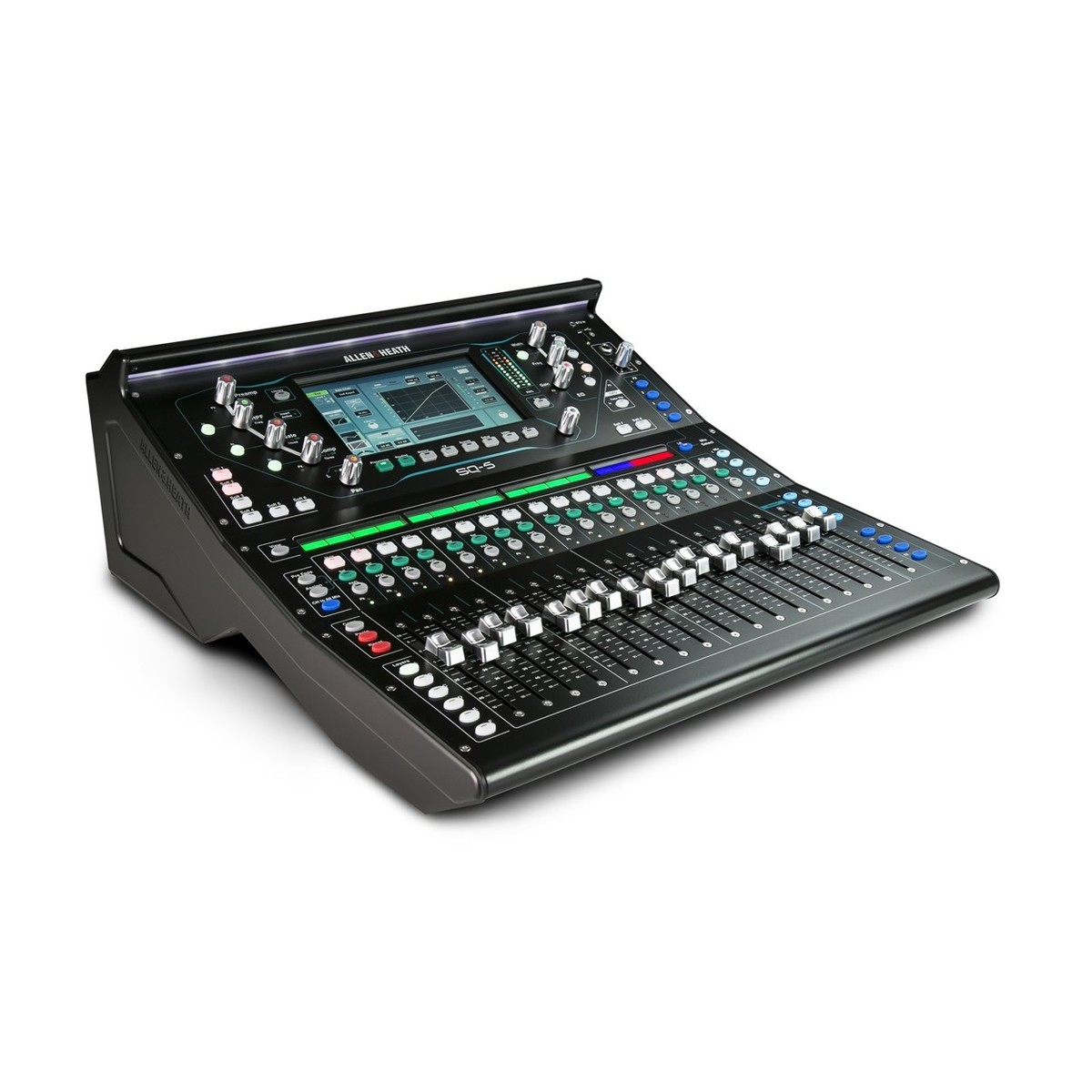 Allen Mixer Heath Digital And Sq 5 W9DIEHY2