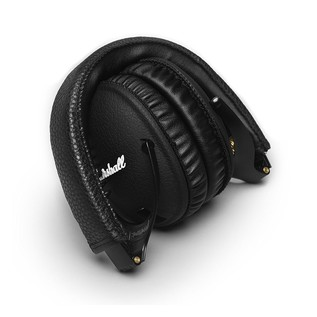 Marshall Headphones, Black - Closed