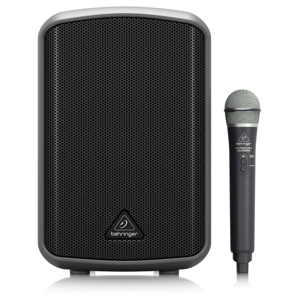 Behringer MPA100BT Bærbart PA System med Trådløs Mikrofon
