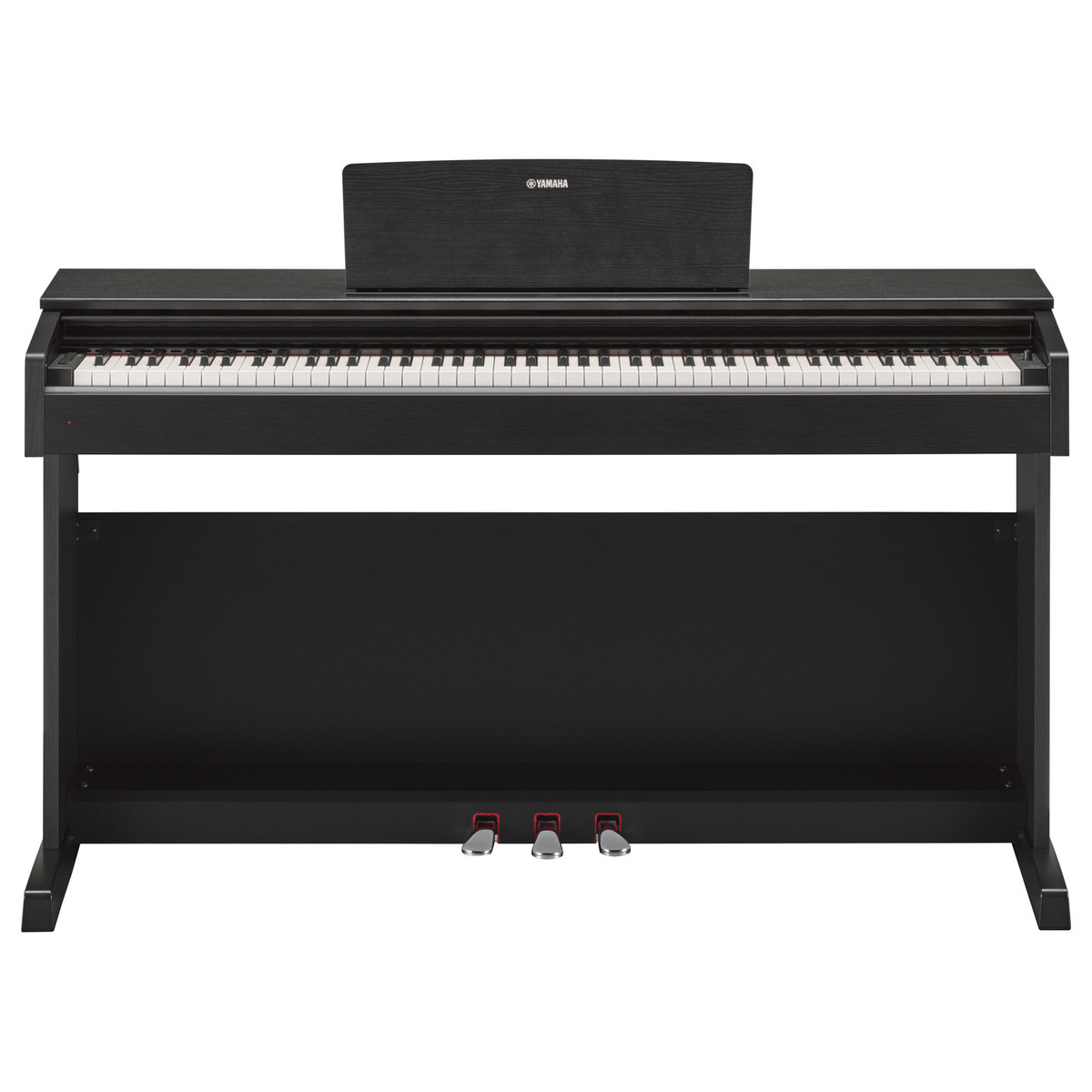 yamaha ydp 143 digital piano black walnut b stock at. Black Bedroom Furniture Sets. Home Design Ideas