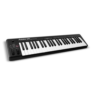 Alesis Q49, 49 Key USB/MIDI Keyboard Main