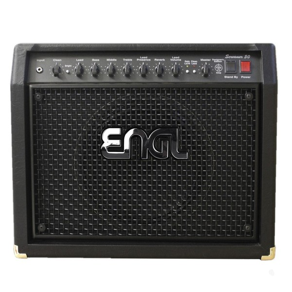 ENGL SCREAMER 50 COMBO E330 Guitar Amplifier front view