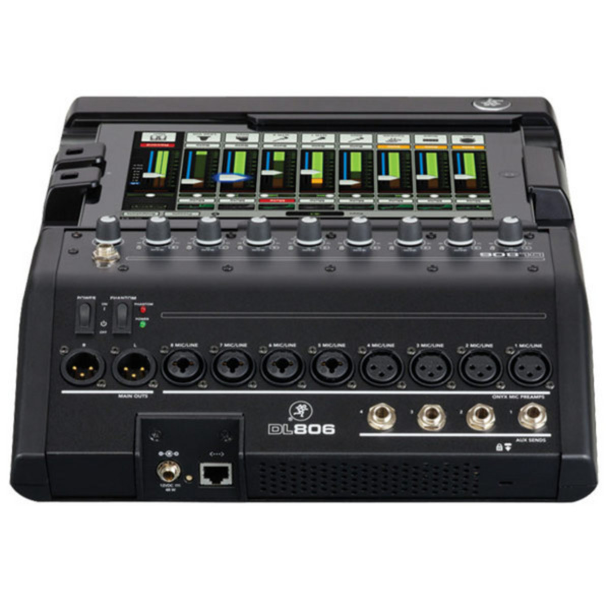 mackie dl806 digital live sound mixer with lightning ipad control box opened at gear4music. Black Bedroom Furniture Sets. Home Design Ideas