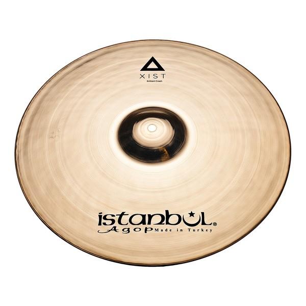 "Istanbul Agop 17"" Xist Brilliant Crash Cymbal"