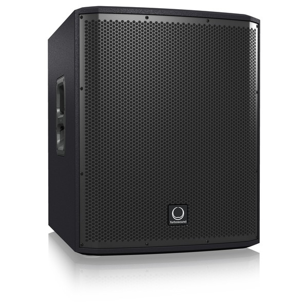 Turbosound iNSPIRE iP15B 15'' Active Subwoofer - Front Angled Right