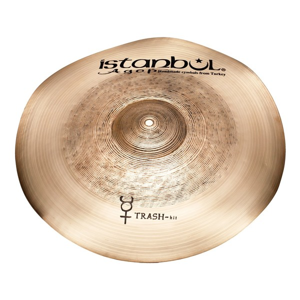 "Istanbul Agop 12"" Traditional Trash Hit Cymbal"