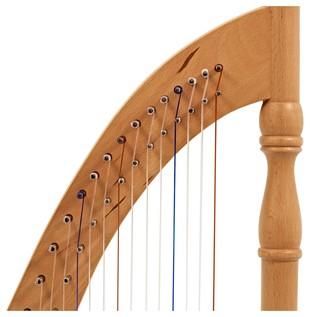 Lute Harp by Gear4music