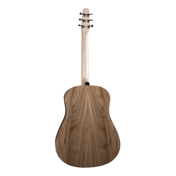 Seagull Excursion Walnut SG Isys+ Electro Acoustic Guitar Back