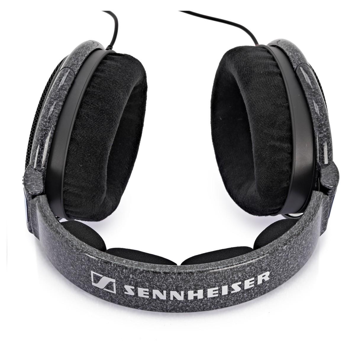 sennheiser hd 600 avantgarde headphones box opened at gear4music. Black Bedroom Furniture Sets. Home Design Ideas