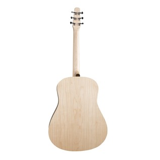 Seagull Excursion Natural Solid Spruce SG Acoustic Guitar Back