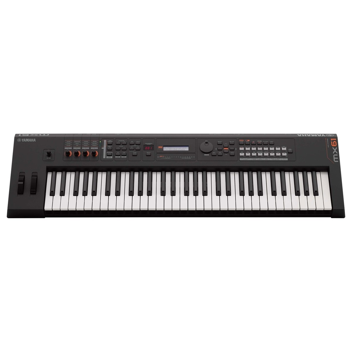 yamaha mx61 ii music production synthesizer black box On yamaha mx61 synthesizer