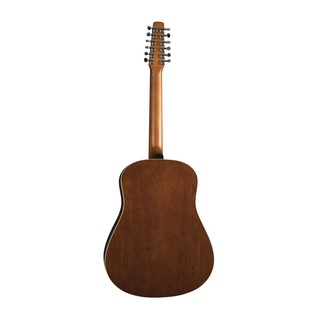 Seagull Coastline S12 Cedar 12 String Acoustic Guitar Back