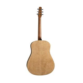 Seagull S6 Original Slim Acoustic Guitar Back