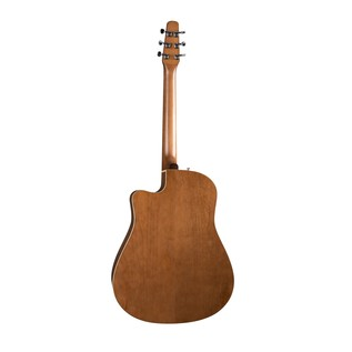 Seagull Entourage Natural Spruce CW QI Electro Acoustic Guitar Back