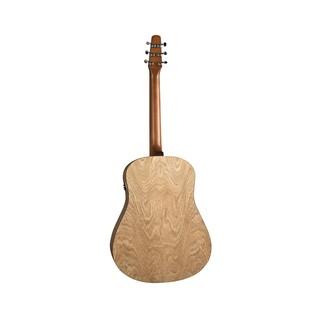 Seagull S6 Original Left QI Electro Acoustic Guitar Back