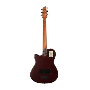 Godin A6 Ultra Guitar, Natural Back