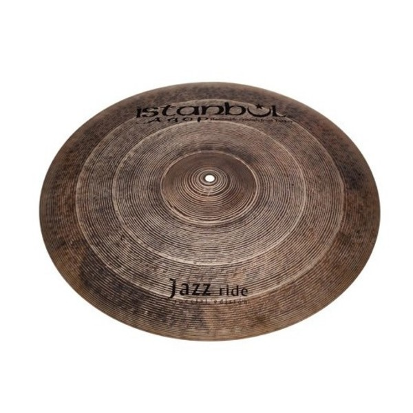 """Istanbul Agop 19"""" Special Edition Jazz Ride Cymbal"""