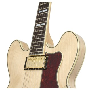 Epiphone Sheraton II Pro Electric Guitar, Natural Top