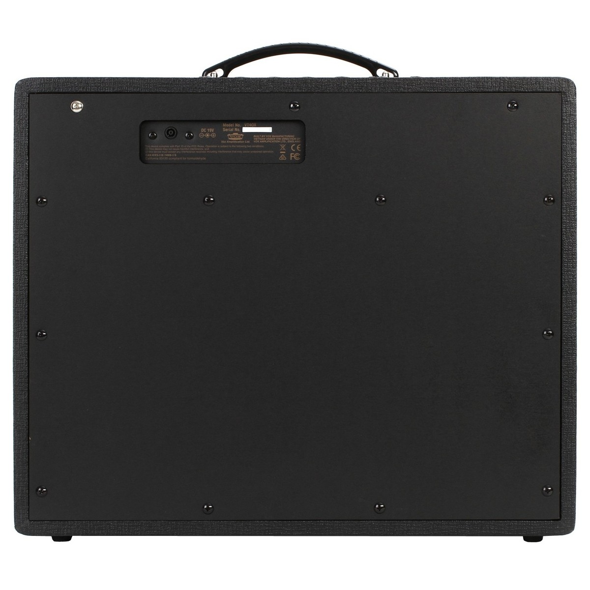vox vt40x guitar combo with vfs5 foot controller b stock at gear4music. Black Bedroom Furniture Sets. Home Design Ideas