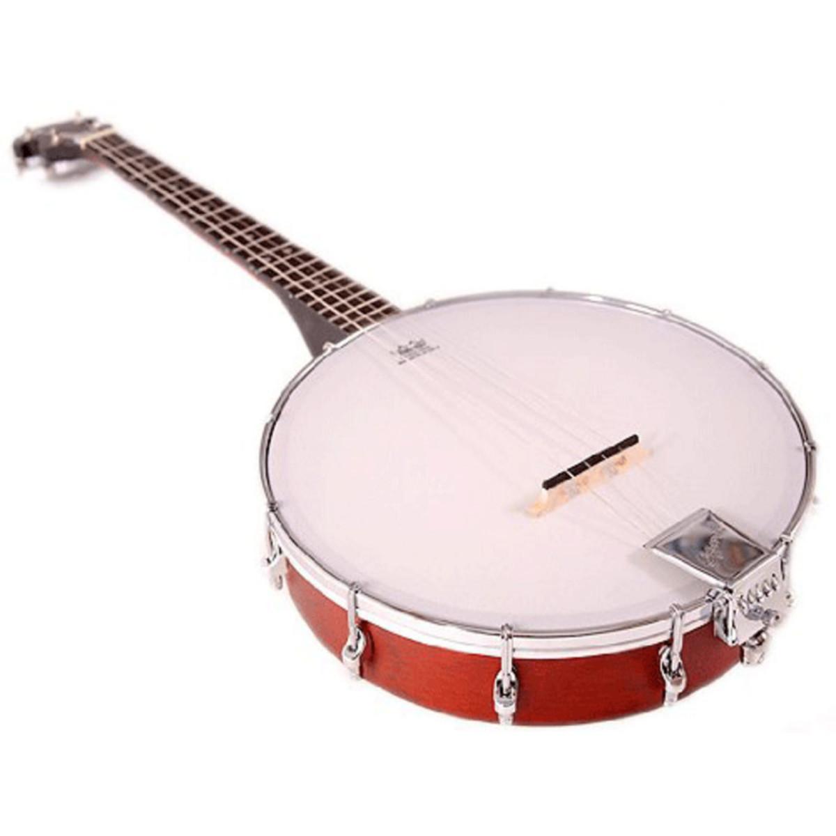 ozark 2102t tenor banjo mit gigbag b ware bei gear4music. Black Bedroom Furniture Sets. Home Design Ideas