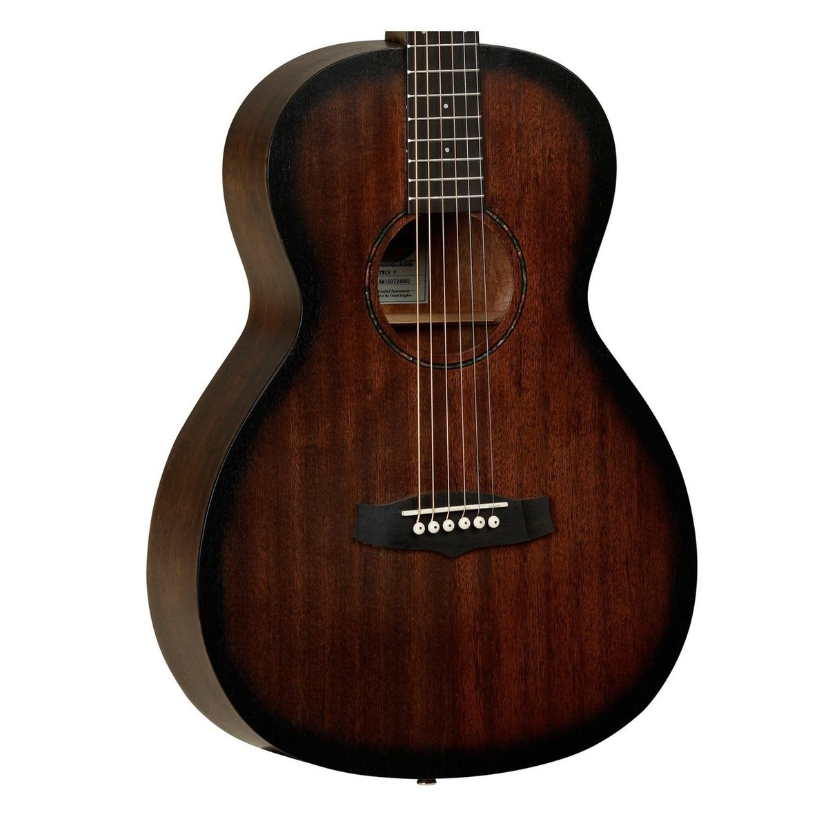 Tanglewood twcr pe crossroads parlour electro acoustic for The tanglewood
