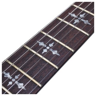 Demon-7 FR Electric Guitar, Satin Black