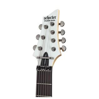 Demon-7 FR Guitar, White