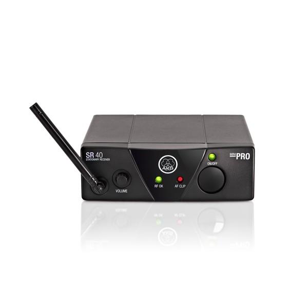 AKG WMS40 Mini Wireless Instrument Set ISM 1 2