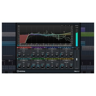 Steinberg Cubase Pro 9.5 - Frequency