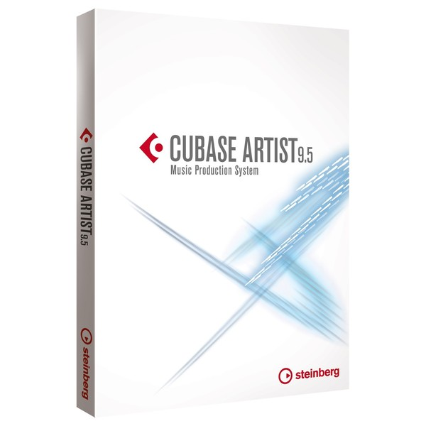 Steinberg Cubase Artist 9.5, Education - Main