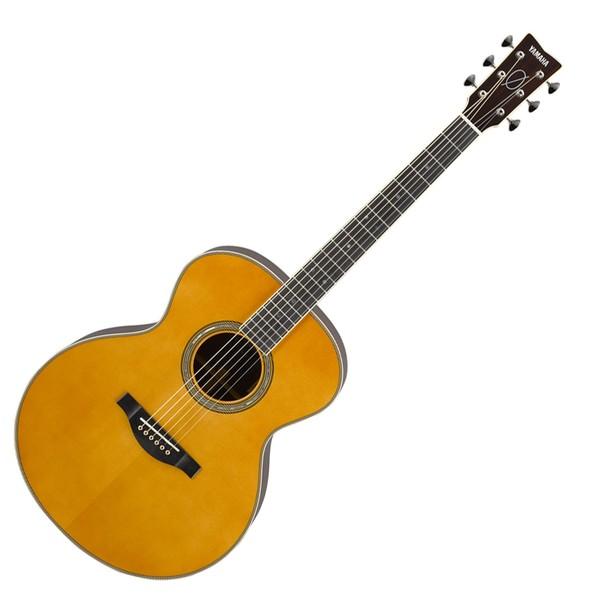 yamaha electro acoustic jumbo guitars gear4music. Black Bedroom Furniture Sets. Home Design Ideas