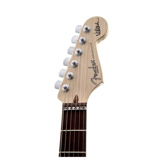 Jeff Beck Stratocaster, Olympic White