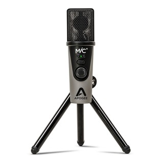 Apogee MiC Plus - Front With Tripod