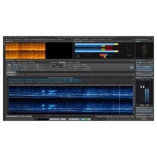 Steinberg Wavelab Pro 9.5 - Arragement