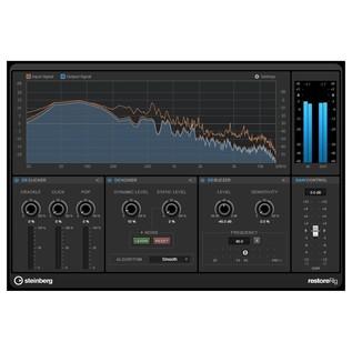 Steinberg Wavelab Pro 9.5 - RestoreRig