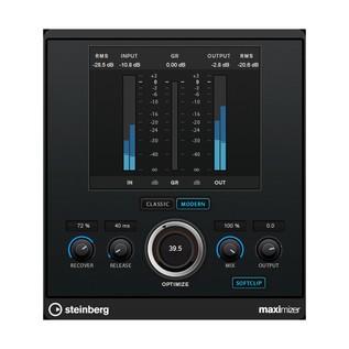 Steinberg Wavelab Pro 9.5 - Maximizer