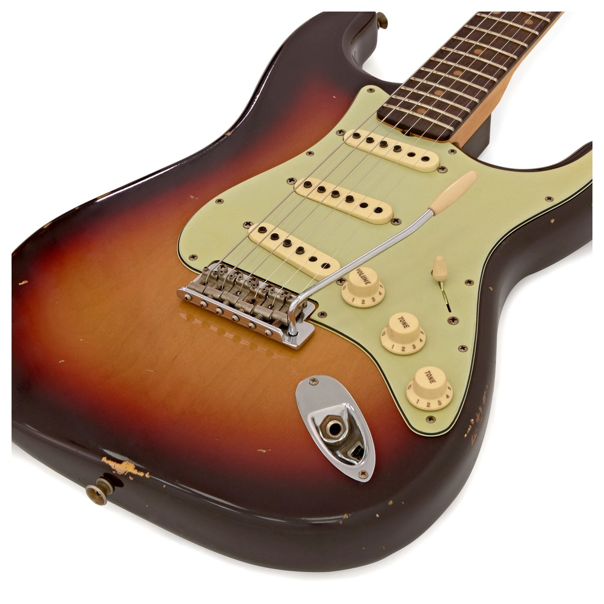 Strat Pickup Wiring Manual Of Diagram Stratocaster 1960 Fender Custom Shop Relic Chocolate 3 Options Mods