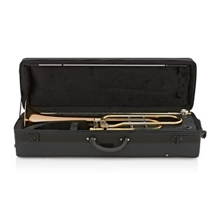 Coppergate Professional Bb/F Trombone, By Gear4music
