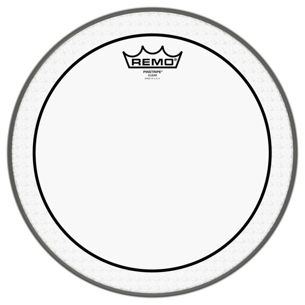 Remo Pinstripe Clear 12'' Drum Head