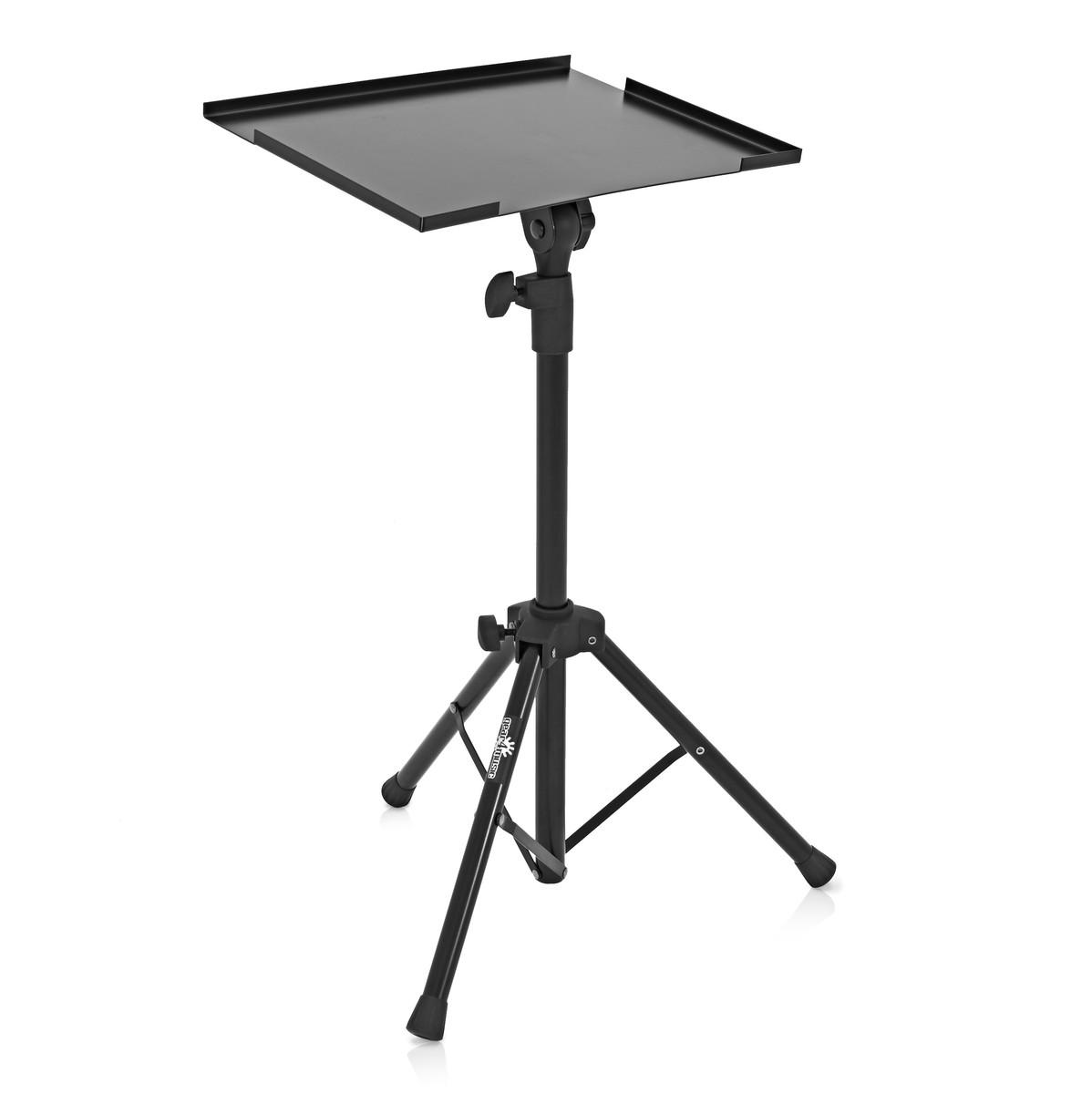 socle d 39 ordinateur portable r glable par gear4music b stock. Black Bedroom Furniture Sets. Home Design Ideas
