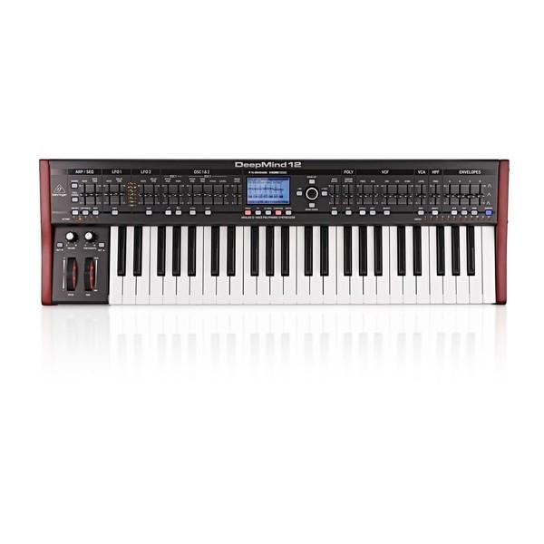 Behringer DeepMind 12 Synthesizer - Top