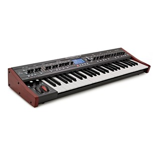 Behringer DeepMind 12 Polysynth - Angled